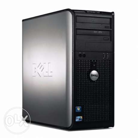dell optiplex 780 tower pc