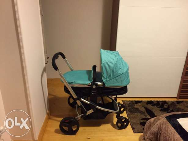 Stroller + car seat mother care xpidior for sale 6 أكتوبر -  1