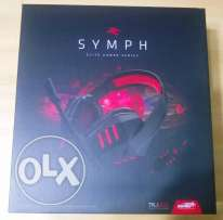 Sentey GS-4531 Symph 7.1 Surround Gaming Headset **جديدة متبرشمة**