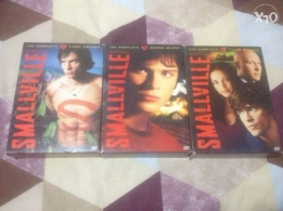 DVD Season 1,2,3 of The Hit Series Smallville For Sale