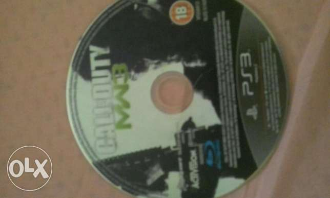 Call of duty cd ps3 orgenal