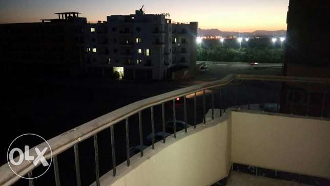 spacious two bedroom apartment in El Kwather area الغردقة -  2