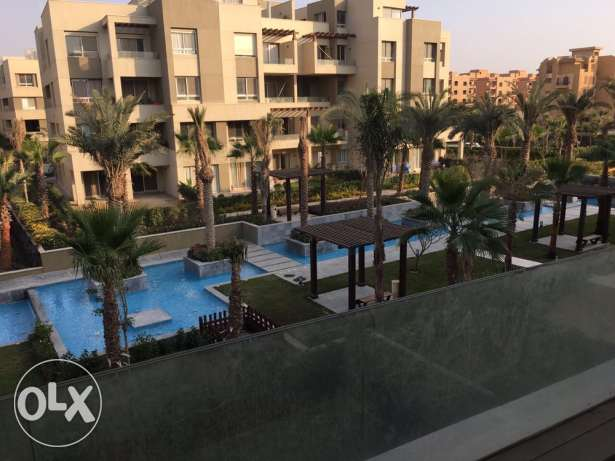 prime location apartment in park view hassan Allam مدينة الرحاب -  2