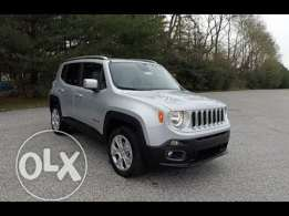 مطلوب jeep renegade 2016 قسط