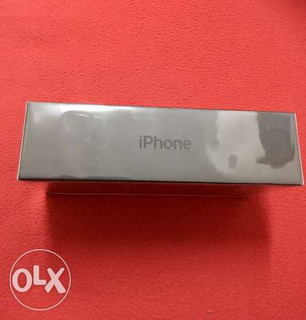 iPhone 7 plus Jet black 128 GB new sealed from USA Apple Store مصر الجديدة -  2