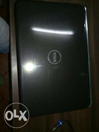 Laptop Dell n5010 core i7 hard 640 ram 6 بسعر لقطه