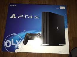 ps4 pro for sale ( sealed )