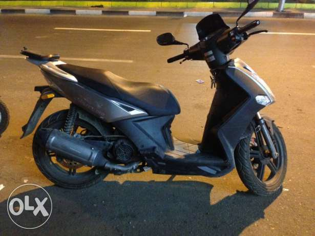 scooter kimko for sale مدينة نصر -  1