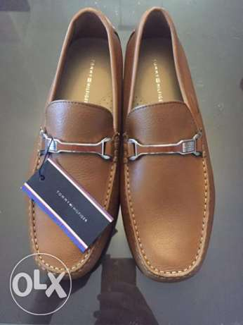 New original Tommy Hilfiger men shoes, Size 41, New with tags for 2500 الإسكندرية -  4