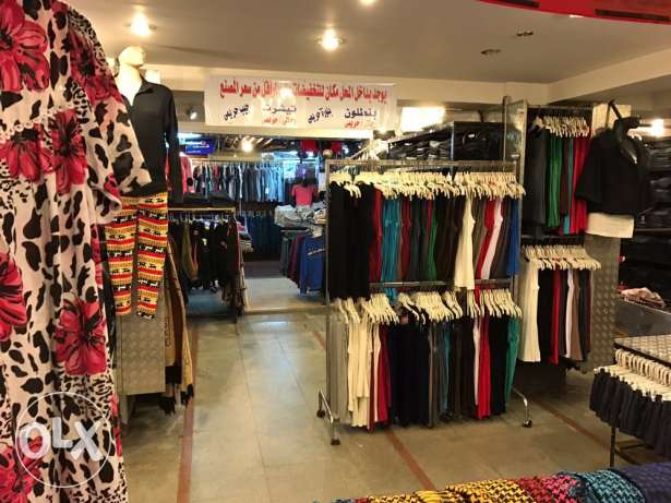 Shop and retail boutique for sale مصر الجديدة -  5