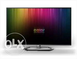 TCL TV LED 3D Smart 32 inch model 32e5500 with 2 original new glasses