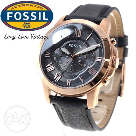 Fossil Original FS5085 Men's Watch