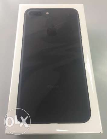 iPhone 7 Plus 32 Gb new from USA.