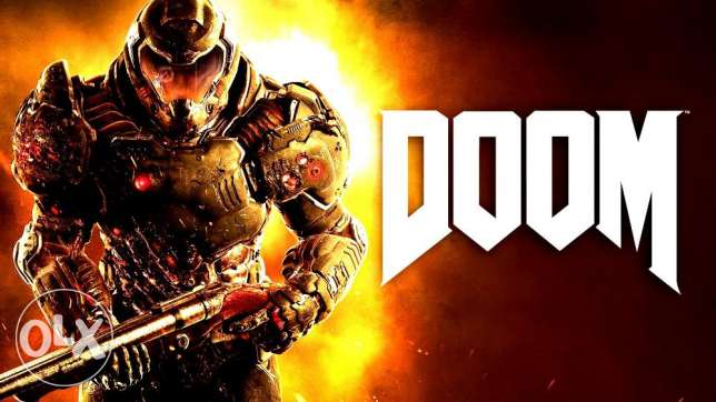 Doom 2016 PC Steam Account