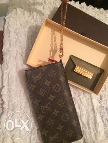 Louis Vuitton Mirror Copy as original wallet الزمالك -  3