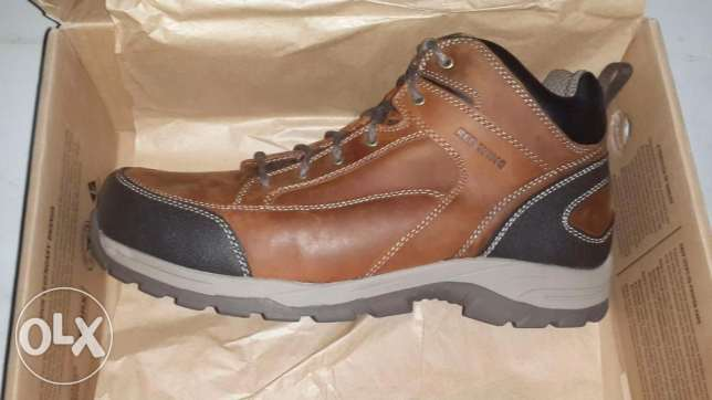 Red wing original safety shoes