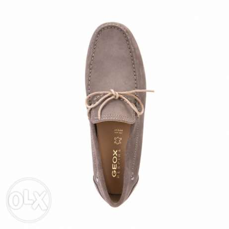 100% Authentic Geox Giona Driving Loafers Shoes