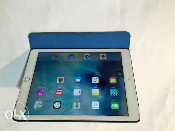 ipad air 2 128 gb wifi+cell للبدل ب ipad pro