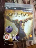 God of war ascenion ps3 sell