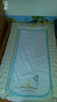 Mother care Pooh baby changing pad with ita pooh cloth