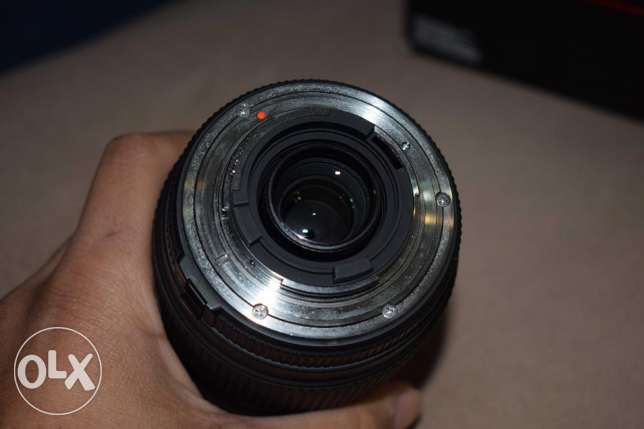 sigma lens 70-300 for Nikon auto focus with macro الإسكندرية -  2