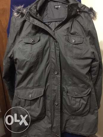 Like new women long jacket