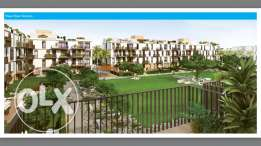 Sodic West Apartment 274m + nanny Quarters + roof With installments