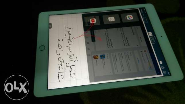 لقطة بجد Apple Ipad Air2