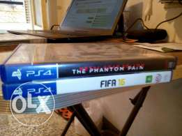 FIFA 16 arabic+metal gear phantom