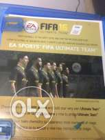 Fifa16 Ps4 ( Amazing condition )