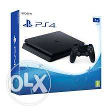 ps4 slim 1tb new