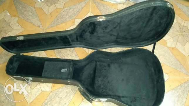 Guitar hardshell case