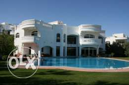 for short term rent super villa Tropitel Naama Bay
