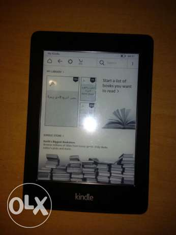 Kindle paperwhite 2nd generation with sensor cover