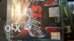WWE 13 play station 3