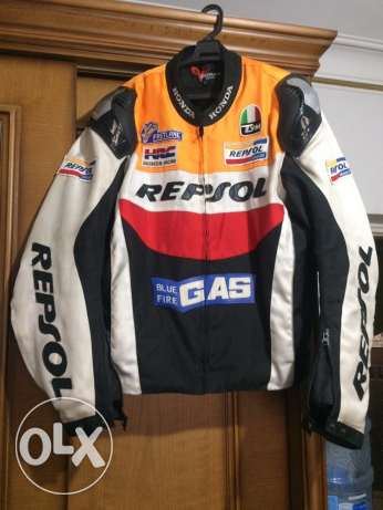 jacket safety repsol