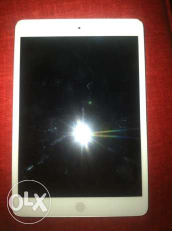 iPad mini WiFi and cellular data LTE 16 GB 6 أكتوبر -  3