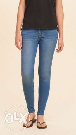Brand new Hollister Jean Leggings Size 31