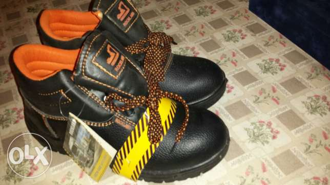 New Safety boots
