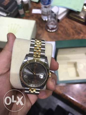 Rolex female datejust medium size القاهرة الجديدة -  5