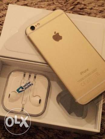 i phone 6 plus 128 GB gold from Kuwait الإسكندرية -  1