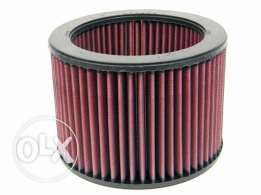 K&N E-2530 Air Filter MERCEDES فلتر