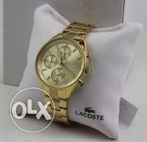 Lacoste woman new and original watch