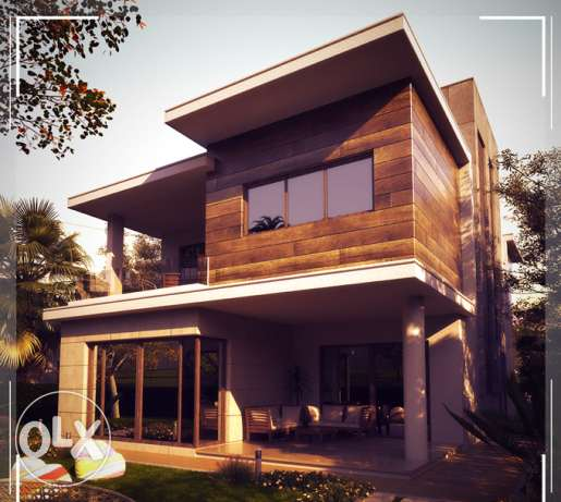 Standalone Coner Villa in Pyramids Heights with Prime Location 6 أكتوبر -  4