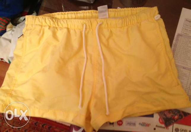 yellow mayoo from H&M new one size large