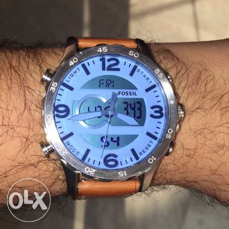 fossil men's watch المنتزه -  5
