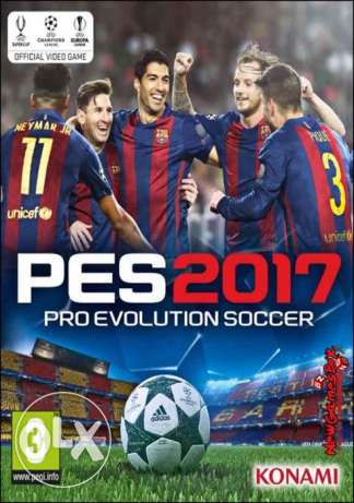 Pro Evolution Soccer 2017 for pc