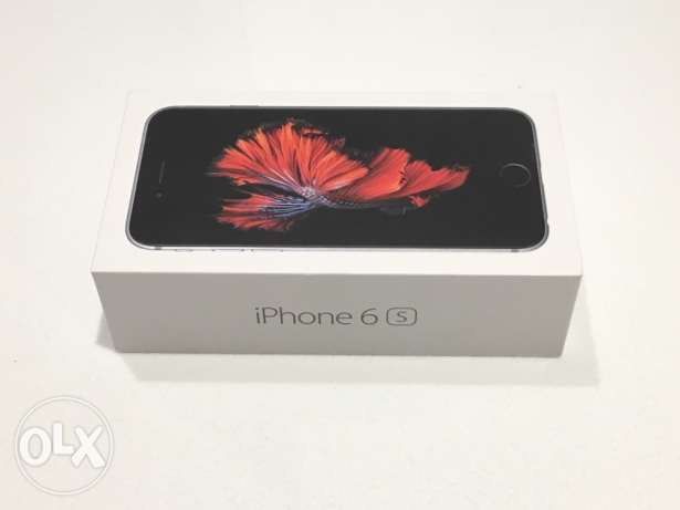 Iphone 6s space gray 64 شيراتون -  1