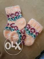 Brand NEw baby socks from Russia