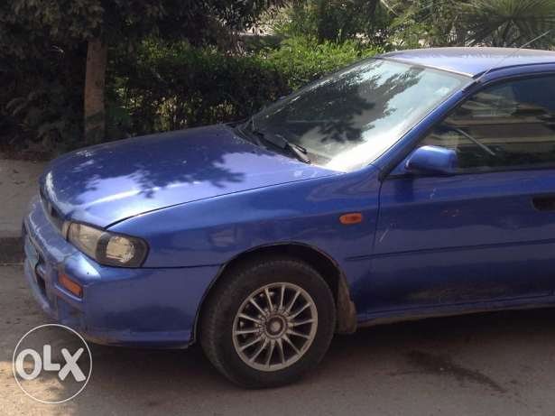 the one and only AWD IMPREZA 97 المعادي -  1
